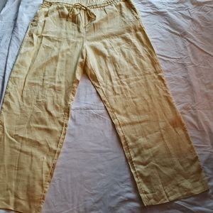 Character club woman long Linen pants
